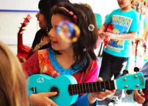 Strings Club one of 8 great summer camps in East London